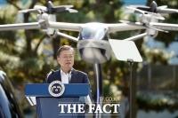 [TF사진관] 문재인 대통령, 현대차 방문해