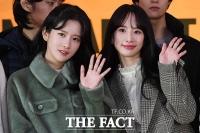 [TF사진관] 코리아패션마켓 랜선 패션쇼 참석한 엑시-설아