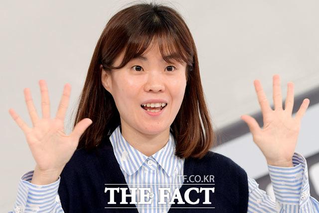 팬들과 시청자에게 웃음을 선사했던 고 박지선, 이제는 영면으로...