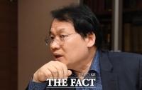 [TF인터뷰] '시중은거' 강신업 변호사