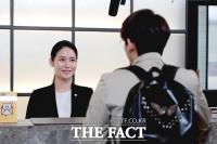 [TF포토] 나예린 '다이아몬드 호텔에 오신 것을 환영합니다'