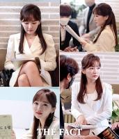 [TF사진관] '대본 삼매경' 다이아몬드 호텔의 여주인공, 윤송아