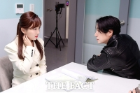 [TF포토] '다이아몬드 호텔' 대본 리딩하는 윤송아-노치만
