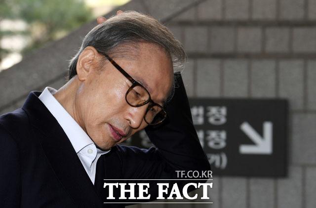지난달 29일 대법원은 이 전 대통령이 다스에서 약 241억원의 자금을 횡령한 사실을 인정하며 징역 17년형을 확정했다. /임영무 기자