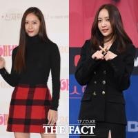 [TF초점] '임산부' 정수정·'비행소녀' 안희연, 스크린 속 아이돌