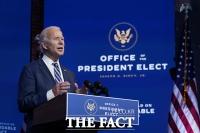 [TF사진관] 바이든, 트럼프 불복에