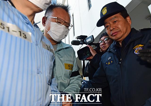 검찰은 12일 수원고법 형사1부(노경필 부장판사) 심리로 열린 양 회장에 대한 항소심 결심 공판에서 원심과 마찬가지로 징역 11년을 구형했다. /임영무 기자
