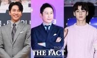 이승기, SBS '연예대상' MC 확정…신동엽·차은우와 호흡