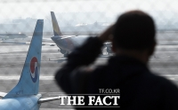 [TF포토] 대한항공과 아시아나 통합...'향후 전망은?'