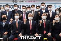 [TF현장] '2022 대선 출정식' 방불케 한 유승민 여의도 복귀 신고식