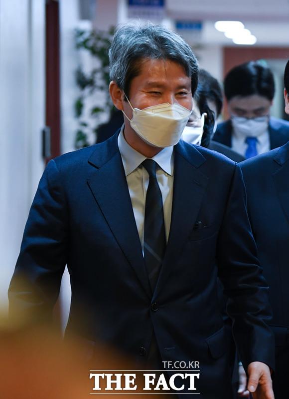이인영 통일부장관