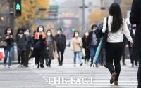 [TF사진관] '우산 들고 출근하세요!'…전국적으로 가을비 예고