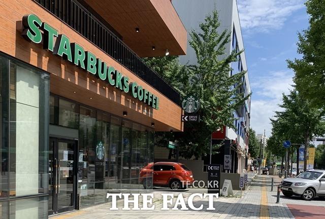 스타벅스는 오는 27일 서울 강남구에 딜리버리 테스트 매장 스타벅스 역삼이마트점을 오픈한다고 19일 밝혔다. /이민주 기자