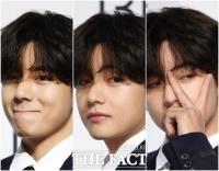 [TF사진관] BTS 뷔, 오늘도 '열일'하는 미모