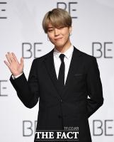 [TF사진관] BTS 지민, '깜찍한 미소~'