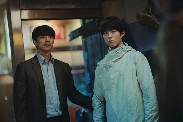서복은 공유(왼쪽) 박보검이라는 인기 정상을 달리는 두 배우의 연기호흡이 기대를 모은다. /CJ엔터테인먼트 제공