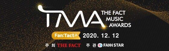 2020 더팩트 뮤직 어워즈는 오는 12월 12일 개최된다. 시청 티켓 예매 일정 및 시상 내역, 심사 기준 등 관련 정보들은 새롭게 리뉴얼한 공식 홈페이지를 통해 추후 공개된다. /TMA 운영위 제공