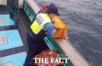 대게류 불법어업 끊이지 않아 해경특별단속 벌인다.