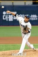 [TF포토] 역투하는 NC 김진성