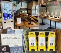 [TF현장] 영업시간 단축·포장 할인…커피 프랜차이즈 '살길 찾기' 분주