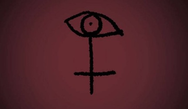 백성 민(民)의 상형문자는 사람의 눈을 송곳으로 찌르는 모습이다. 고대에는 노예의 왼쪽 눈을 멀게 해 저항하거나 도망가지 못하도록 했다. /웹툰 '비질란테' 갈무리