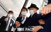 [TF포토] 광주지법 출석하는 전두환