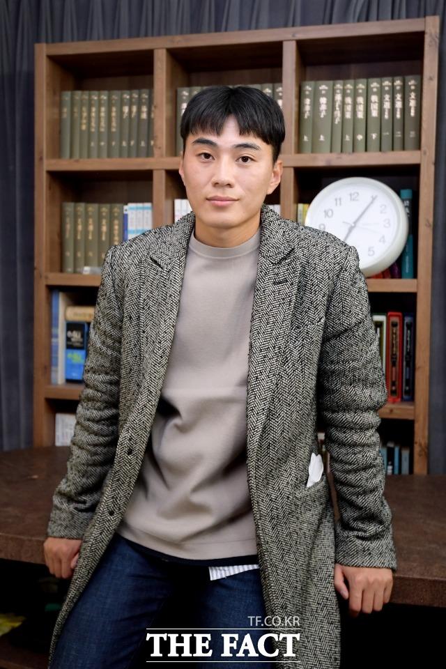 박유성 씨는 유튜브를 시작한 계기에 대해 최근 1인 미디어가 많이 뜨고 있고, 방송에서 이야기할 수 없는 부분들을 이야기 할 수 있어 시작하게 됐다고 말했다. /이선화 기자