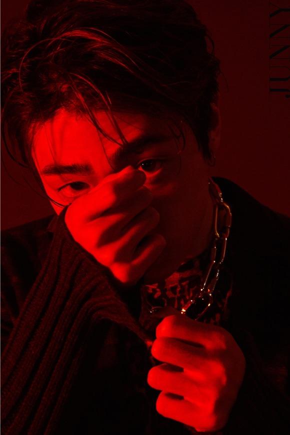 주니는 최근 엑소 카이의 솔로 데뷔 곡 음 작사 작곡에 참여하는 등 주목할 뮤지션으로 떠오르고 있다. /모브컴퍼니 제공