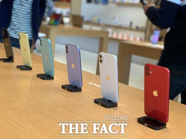 애플, '아이폰11' 디스플레이 무상 교체 지원…적용 대상은