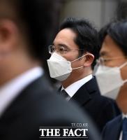 [TF사진관] '삼성준법위 평가 앞둔 이재용 부회장'