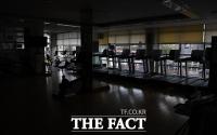 [TF사진관] '땀 내음과 함성이 그립다… '거리두기 2.5단계로 멈춰버린 생활체육