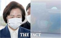 [TF포착] '검찰총장 운명의 날'…긴장 속 출근하는 추미애-윤석열