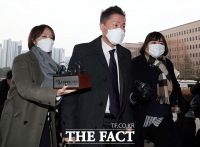 [TF포토] 징계위 참석하는 박영진 울산지방검찰청 형사2부장