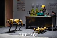 현대차그룹 '새 식구' 보스턴 다이내믹스, 로봇 기술력