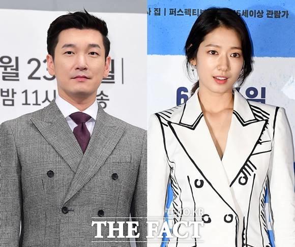 조승우와 박신혜(왼쪽부터)가 호흡을 맞춘 드라마 시지프스가 최근 모든 촬영을 마치고 후반 작업에 돌입한다고 밝혔다. /더팩트 DB