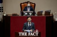 [TF사진관] 필리버스터 이어가는 송영길 의원