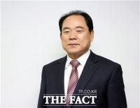 [TF포토] 연예인야구협회 초대 총재 추대된 정천식 대표
