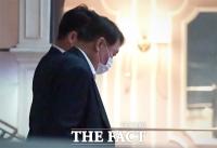 [단독] '정직' 윤석열, 文 징계 재가한 저녁 조남관 등과 2시간 회동