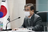 [TF사진관] '디지털 뉴딜, 사이버 안전에 달렸다'…국가사이버안보정책조정회의
