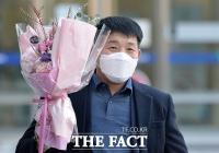 [TF사진관] '억울한 20년 옥살이' 윤성여 씨, 이춘재 8차사건 무죄