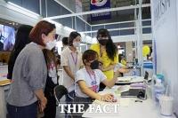 [TF포토] 코엑스, 베트남 종합 전시회에서 하이브리드 전시회 개최