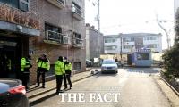 [TF사진관] '유튜버들 사라진 조두순 집 앞'