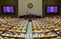 [TF초점] 21대 국회 2020년 '무단결석률' 10% 이상 109명