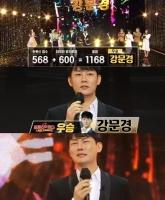 '트롯신2', 1억 주인공은 강문경…눈물 속 최종 우승