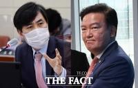 [TF기획-정치 '찐케미' ②] 하태경 vs 민경욱, 거칠어진 '제명 설전'