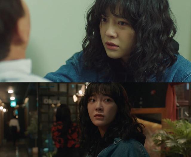 김세정은 경이로운 소문을 통해 날 선 면모를 과시 중이다. /OCN 제공