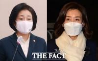 '서울시장 후보군' 나경원·박영선, '아내의 맛'으로 '예능 대결'