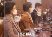 [TF포토] 아동학대 관련 긴급 회의에 참석한 관계장관들