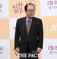 '현역 최고령 배우' 이순재, 건강비결