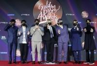 [35회 골든디스크] 방탄소년단, 4년 연속 음반 대상…NCT·엑소 3관왕